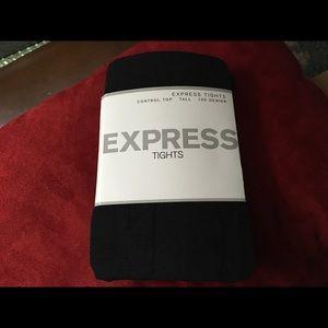 Express Control Top Tall Tights